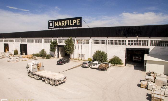 Marfilpe: Pedras naturais e processos de transformação em fábrica