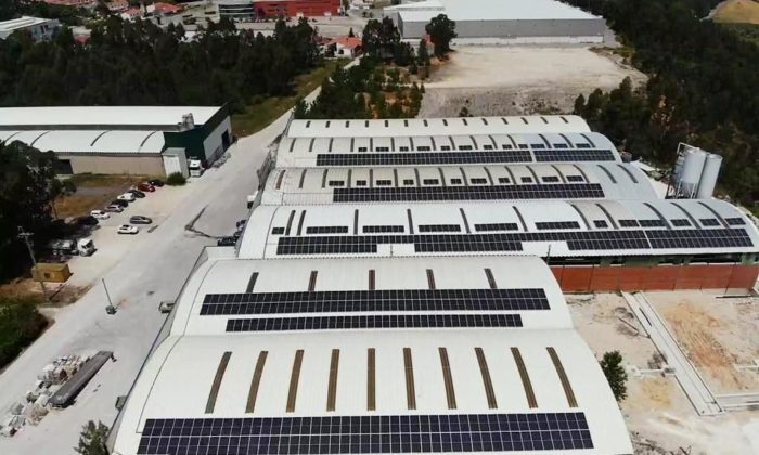 Marfilpe concludes its investment in photovoltaic panels
