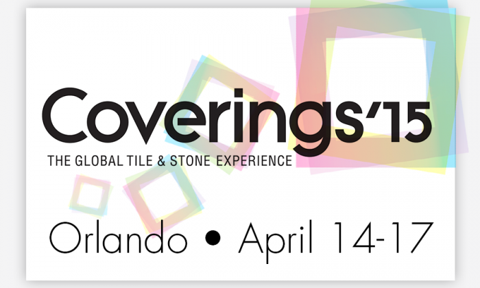 Marfilpe at Coverings 2015
