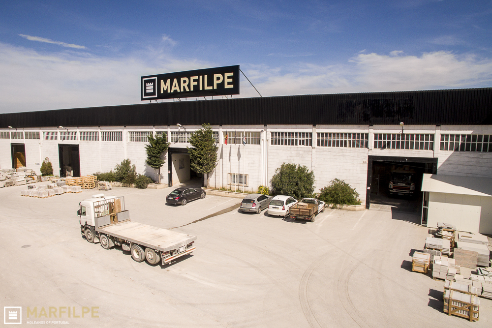 Marfilpe: Natural stones and transformation process in our factory